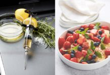 Marineren door te injecteren, dat kan met de Barbecook marinade injector.