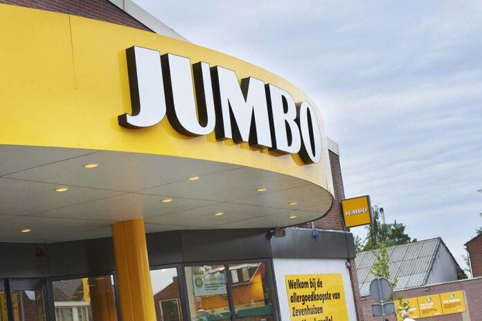 Vegetariërs hoeven niet bang te zijn dat ze na het eten van de rode curry soep van Jumbo kip hebben gegeten. (Foto Jumbo)