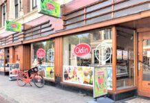 Zowel het hoofdkantoor met de bezorgdienst en distributiecentra als de 27 winkels van Odin hebben nu een bio-certificaat.